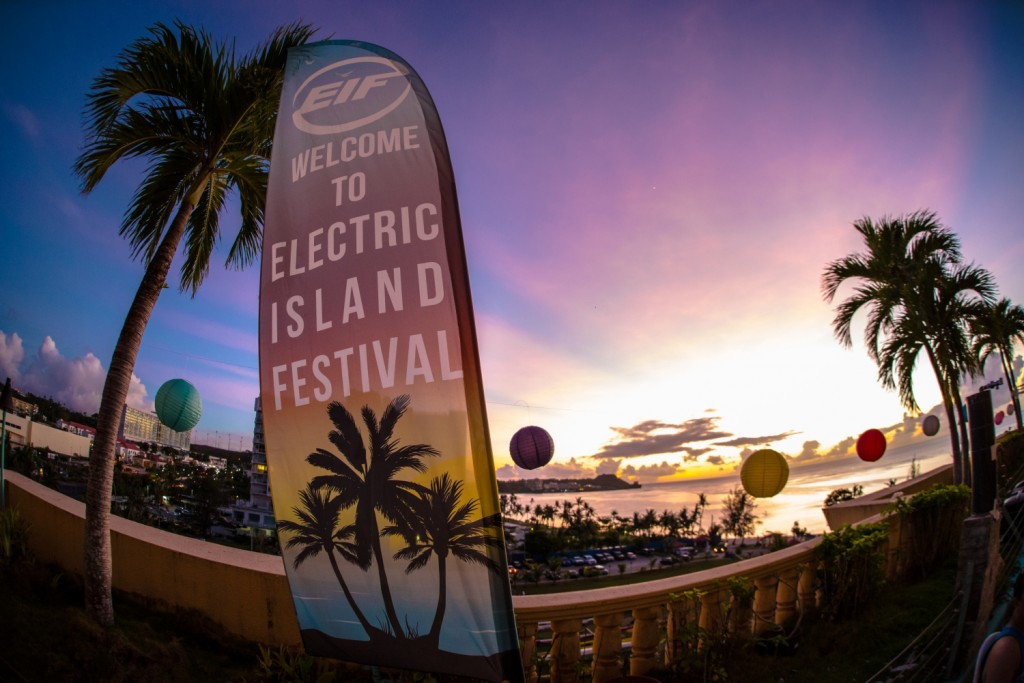 Electric Island Festival in Guam