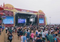 Main Stage Mamby On The Beach