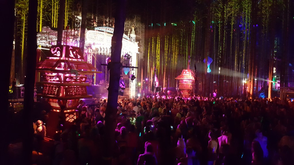 The Observatory Stage