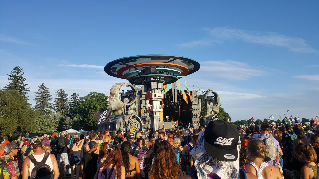 Tripolee during the day
