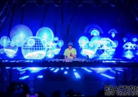 deadmau5 - Pic by Reaction NYE